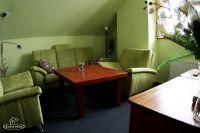 apartmán v penzióne_obývacia miestnosť